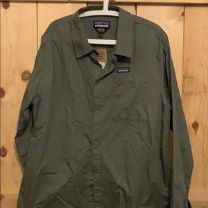 Patagonia Hemp Coaches Jacket